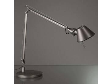 Artemide Tolomeo Midi LED-Tischleuchte, 2700K grau