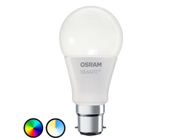 OSRAM SMART+ Apple HomeKit B22d RGBW 10W