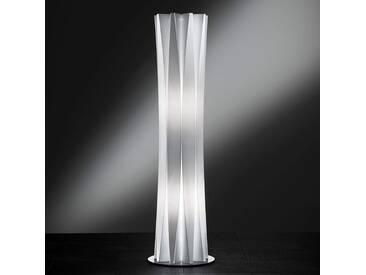 Slamp Bach Stehleuchte, Höhe 116 cm, weiß