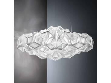 Pendelleuchte Drusa, u.a. für Wohn & Esszimmer aus Kunststoff in Weiß von Slamp (4 flammig, E27, A++)