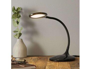Flexible LED-Schreibtischleuchte Sophie - schwarz