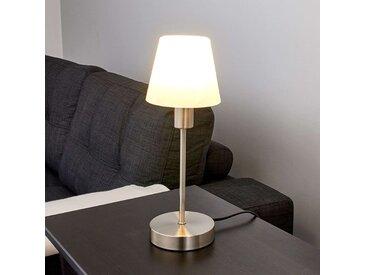 Nachttischleuchte Avarin mit LED-Leuchtmittel