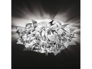 Slamp Veli - silberne Design-Deckenlampe