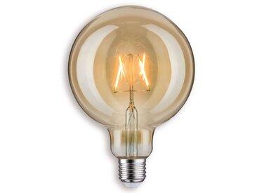 "LED E27 LED Lampe ""E27 Globelampe gold"" von ""Paulmann"" (E27, A+)"