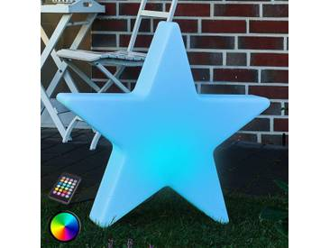 Dekorativer LED-Stern Shining Star RGB 80 cm