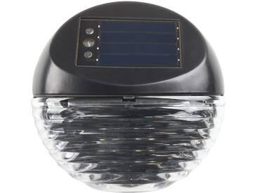 Solarbetrieb - LED-Außenwandspot Molly im 4er Set