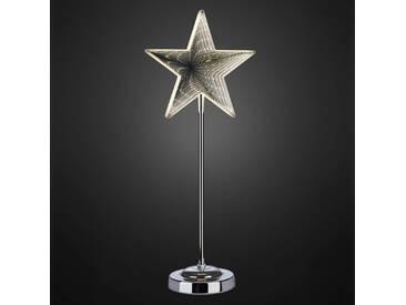 Außergewöhnlicher LED-Stern Infinity 45 cm