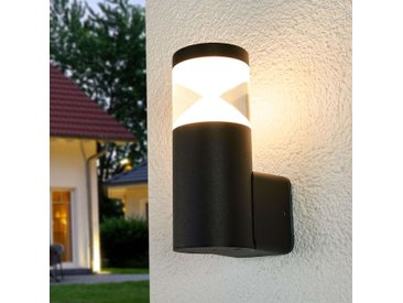 LED-Außenwandlampe Tamiel, dunkelgrau, 1-fl.