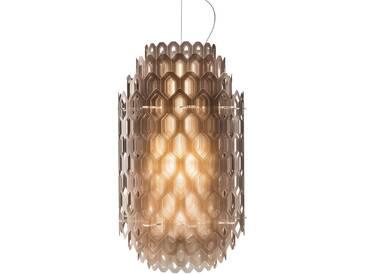 Slamp Chantal - LED-Hängeleuchte, 60 cm, orange