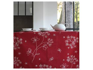 Tischdecke abwaschbar Astrancia Rot
