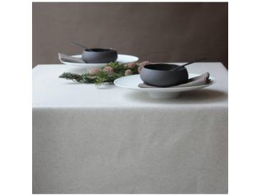 Tischdecke abwaschbar Einfarbige Leinen/Baumwolle