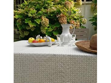 Tischdecke abwaschbar Mosaik Sand