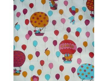 Tischdecke abwaschbar Luftballons Rosa