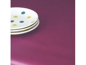 Tischdecke abwaschbar Einfarbige Violett