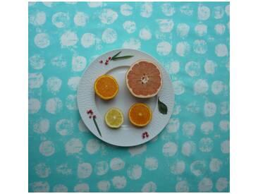 Tischdecke abwaschbar Flecken Minz