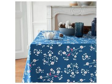 Gartentischdecke Kirschbaum Pacific Blau