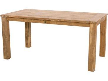 Gartentisch aus recyceltem Teakholz, Maße: B/H/T ca. 240/76/100 cm