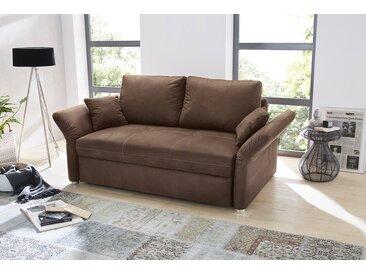 sofa mit schlaffunktion und lattenrost. Black Bedroom Furniture Sets. Home Design Ideas