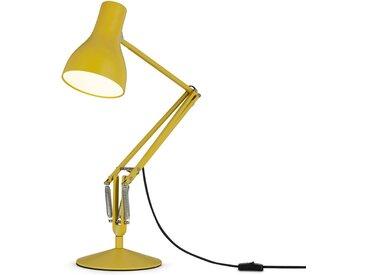 Arbeitsplatzleuchte Anglepoise Type 75, für ESL bis 20 W, LED bis 10 W, yellow ochre