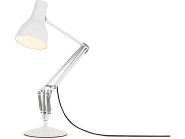 Arbeitsplatzleuchte Anglepoise Type 75, für ESL bis 20 W, LED bis 10 W, weiß