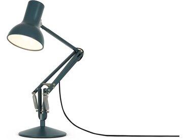Arbeitsplatzleuchte Anglepoise Type 75 Mini, für ESL bis 15 W, LED bis 6 W, grau