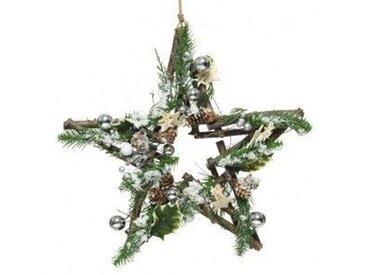 Weihnachtskranz Stern Astre