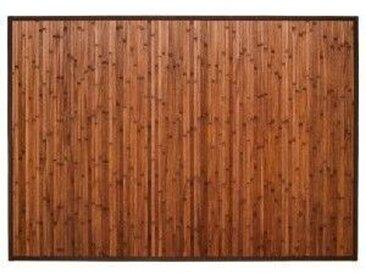 Bambusteppich (170 cm) Braun