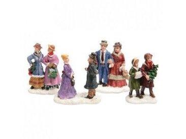 Weihnachtsdorf-Figuren