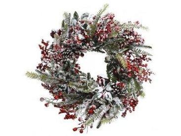 Weihnachtskranz Beeren 40 cm
