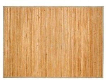 Bambusteppich (170 cm) Naturfarben