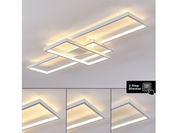 Hagenberg Deckenleuchte LED Weiß, 1-flammig - Design - Innenbereich - versandfertig innerhalb von 1-2 Werktagen