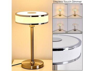 Icogne Tischleuchte LED Weiß, 1-flammig - Modern/Loft - Innenbereich - versandfertig innerhalb von 2-3 Wochen