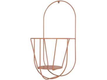 OK Design - Cibele Pflanzen Wandhalter - Dusty Peach - Large