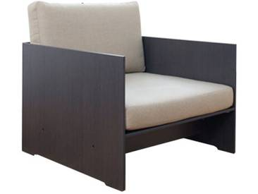 Conmoto - Sessel Riva Lounge - anthrazit
