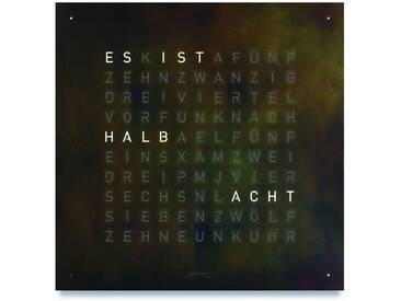 Biegert&Funk - Qlocktwo CREATOR´S EDITION - deutsch - roheisen