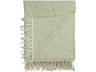 Roros Tweed - Punkt Decke - green