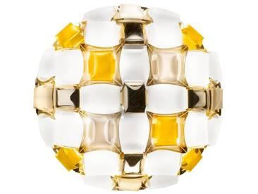 SLAMP - Mida Decken-/Wandleuchte - amber