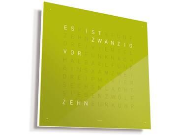 Biegert&Funk - Qlocktwo Classic - deutsch - grün