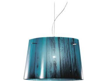 SLAMP - Woody Hängeleuchte - blau