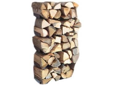 Radius - Wooden Tree Kaminholzwandregal - S
