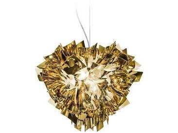 SLAMP - Veli Gold Hängeleuchte