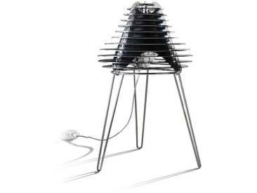 SLAMP - Faretto Table - schwarz