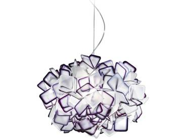 SLAMP - Clizia Suspension Lamp - Purple