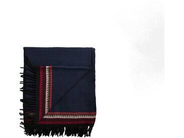 Roros Tweed - Åkle Decke - dark blue