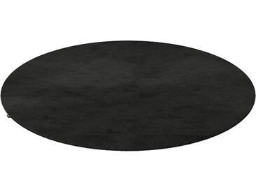 Object Carpet - RUGX SILKY SEAL 1200 Teppich - 1219 schiefer - 200 cm