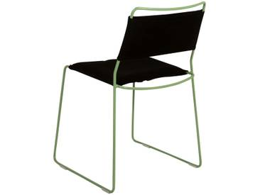 OK Design - One Wire Stuhl - Green