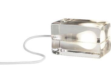 Design House Stockholm - Block Lamp - weißes Kabel