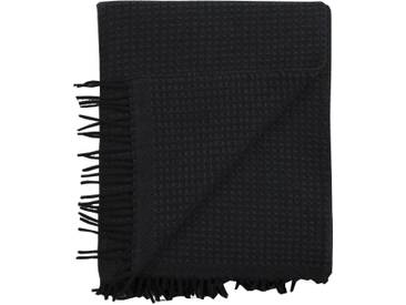 Roros Tweed - Vega Decke - dark grey