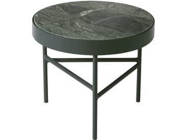 ferm LIVING - Marble Tisch - grün