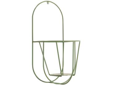 OK Design - Cibele Pflanzen Wandhalter - Sea Green - Small